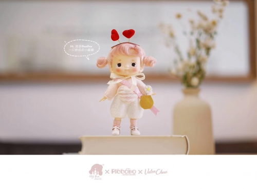 Little Bee Bee 2020 White Valentine Limited Edition Doll