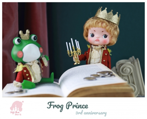 The Third Anniversary Of The Frog Prince